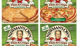 Newman's Own Pizzas